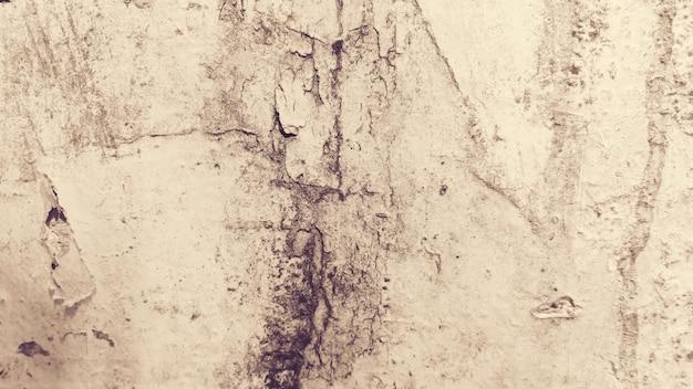 Fond décoratif de texture de surface ancienne fissurée