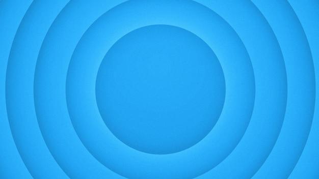 Fond de dessin animé bleu