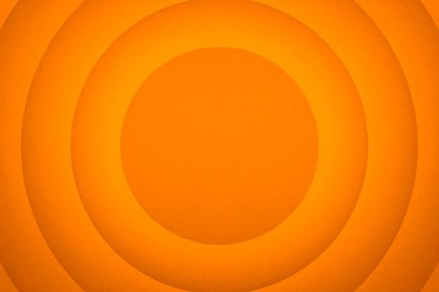 Fond de dessin animé orange