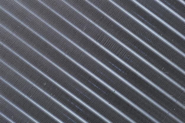 Fond doublé d'acier. texture métallique