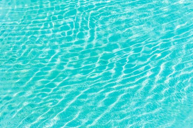 Fond d'eau de piscine