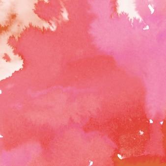 Fond d'éclaboussure liquide rouge pour la conception de l'art