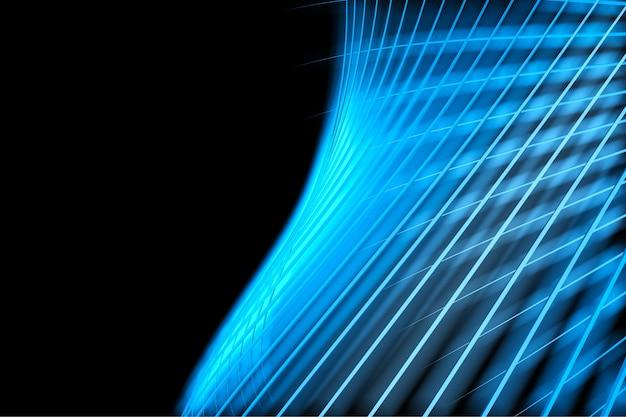 Fond d'écran abstrait bleu foncé