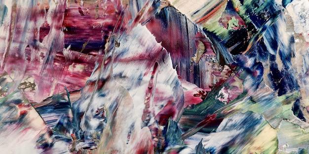 Fond d'écran abstrait coloré. art visuel de motifs modernes. mélanges de peinture à l'huile. toile de peinture à la main à la mode. décoration murale et impressions d'art mural idée. texture abstrait coloré