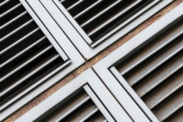Fond d'écran abstrait surface métallique