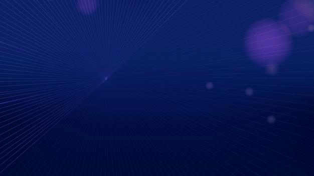 Fond d'écran d'entreprise numérique dégradé bokeh