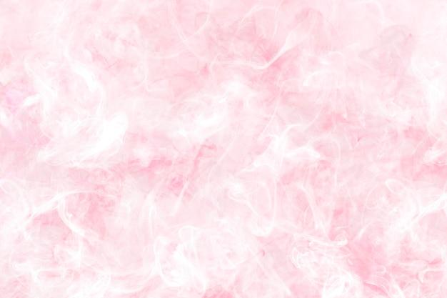 Fond d'écran esthétique fond de fumée rose