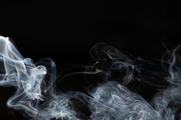 Fond d'écran de fumée abstraite pour ordinateur de bureau