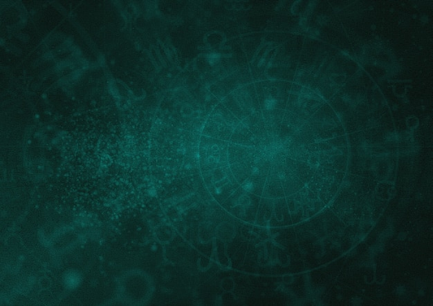 Fond d'écran horoscope astologue