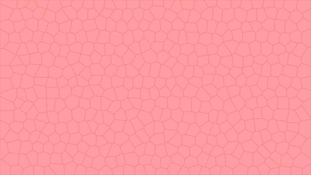 Fond d'écran rose simple mosaïque texture abstraite
