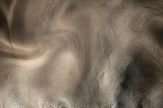 Fond d'écran de texture fumée, fond sombre
