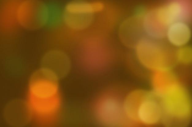 Fond avec effet de lumière décoratif boke
