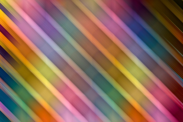 Fond d'effets graphiques flou coloré