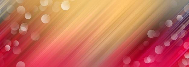 Fond d'effets de lumière rougeoyante abstraite festive. points lumineux lumineux.