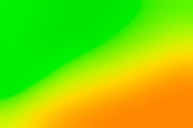 Fond électrique coloré dans le flou