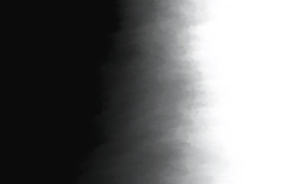 Fond d'encre noire