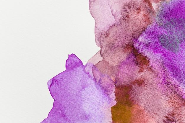 Fond de l'espace copie aquarelle abstraite