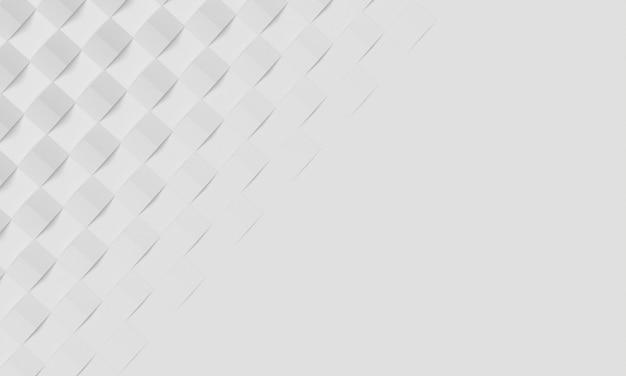 Fond de l'espace de copie de formes géométriques décolorées