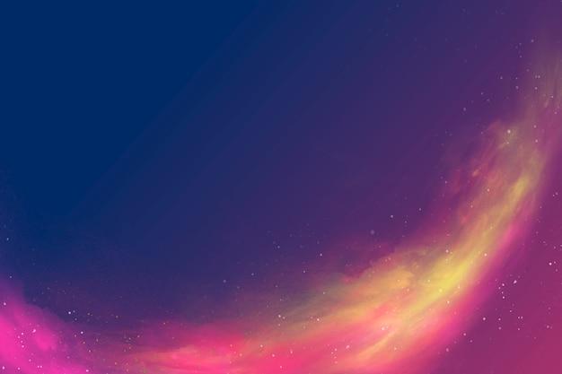 Fond de l'espace extra-atmosphérique