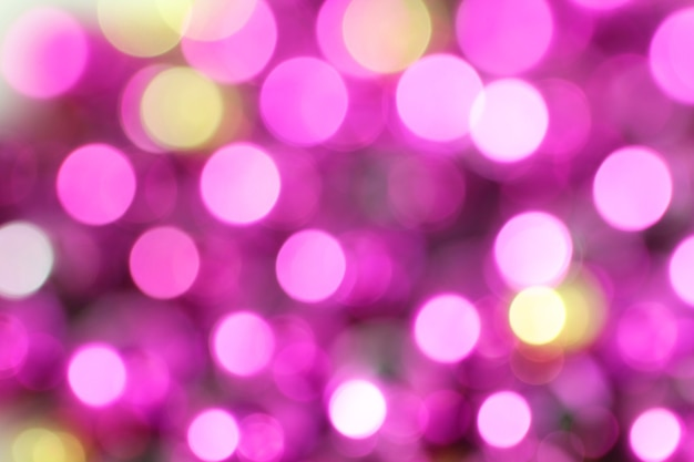 Fond estompé de couleur violette