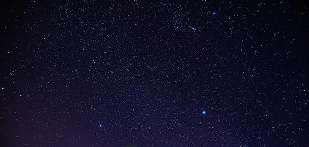 Fond étoile de nuit