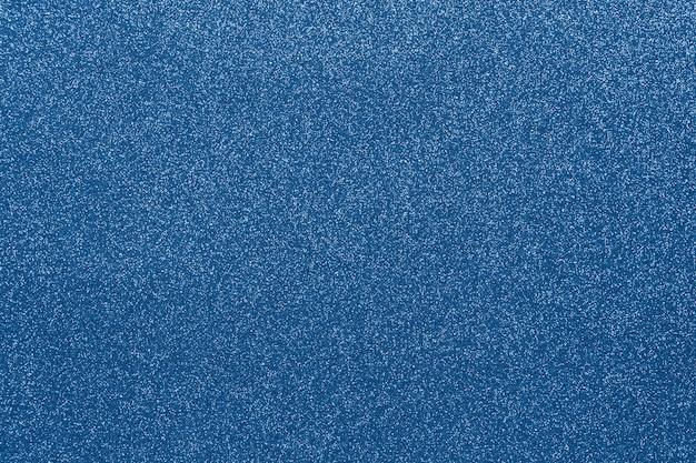 Fond festif mousseux de couleur bleu classique, gros plan. copiez l'espace pour le texte. horizontal. couleur du concept de l'année 2020, récolte pour maquette