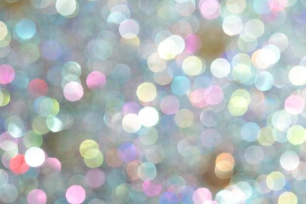 Fond festif de paillettes colorées brillantes