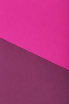 Fond de feuilles de carton multicolores avec texture