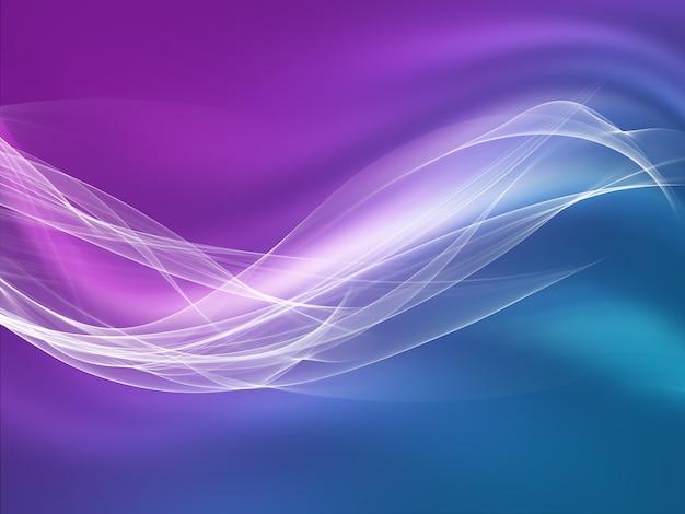 Fond de flux abstrait