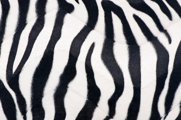 Fond de fourrure noir et blanc