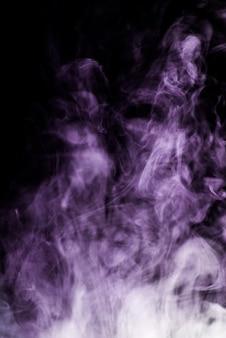 Fond de fumée dense