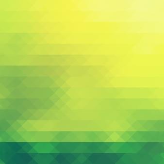 Fond géométrique avec des couleurs différentes