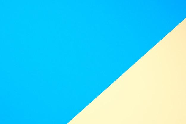 Fond géométrique de papier couleur abstrait