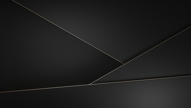 Fond géométrique avec des polygones