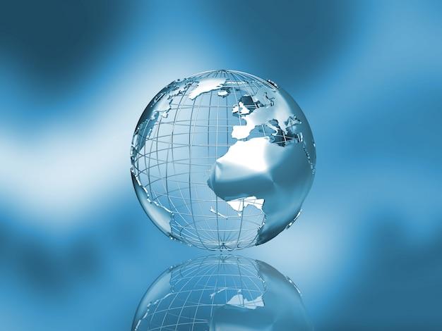 Fond de globe
