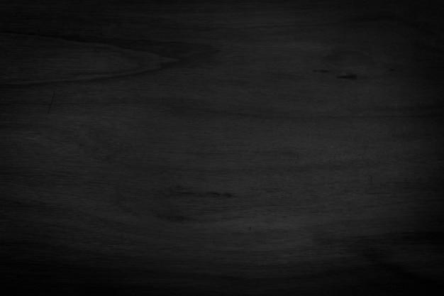 Fond de grain de bois beau fond abstrait noir naturel est vide pour la conception et veut un fond de grain de bois noir.