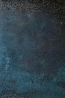 Fond de granit uni bleu