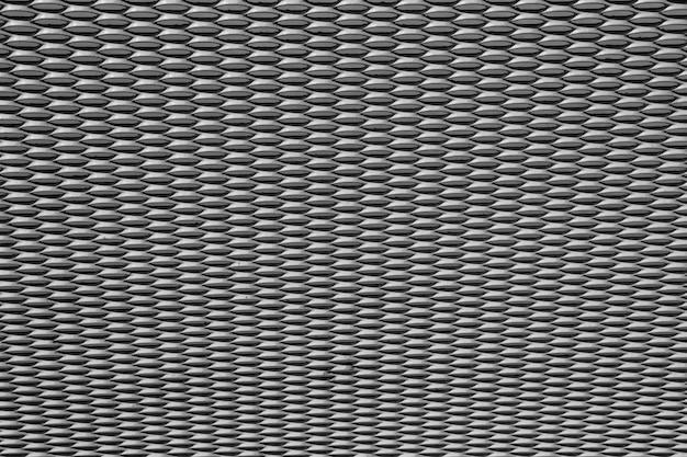 Fond de grille métallique