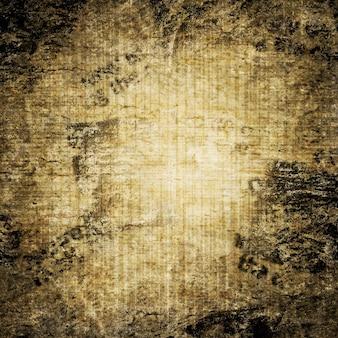 Fond grunge abstrait olive foncé et noir. formes géométriques carrés vieille texture de saleté.
