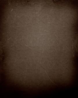Fond grunge marron avec une texture de cuir