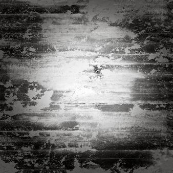 Fond grunge noir et blanc. rayures noires aquarelles sur fond blanc
