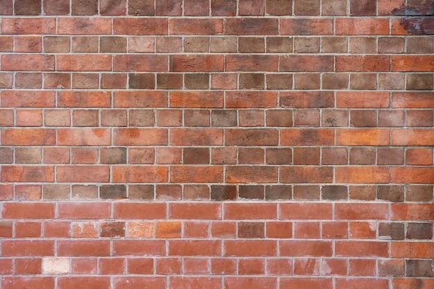Fond de grunge de texture de mur de briques rouges. fond de style moderne, industriel