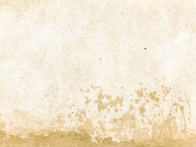 Fond grungy abstrait or blanc
