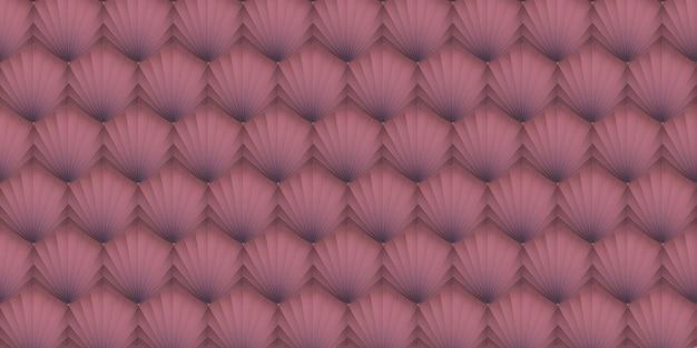 Fond d'hexagones roses fond d'écran abstrait géométrique