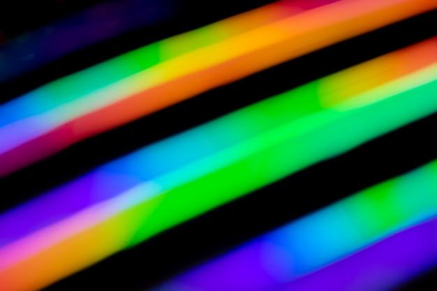 Fond holographique couleur.
