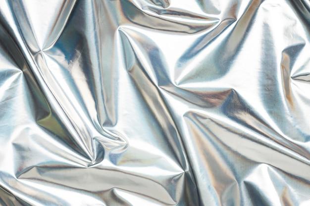 Fond holographique métallique