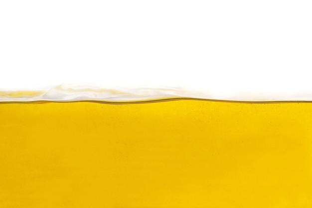 Fond d'huile végétale