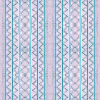 Fond d'ikat. motif de rayures sans couture. ornement ethnique. texture tribale.