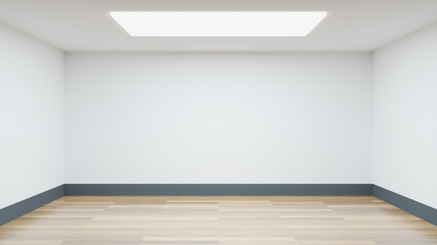 Fond intérieur de la salle vide