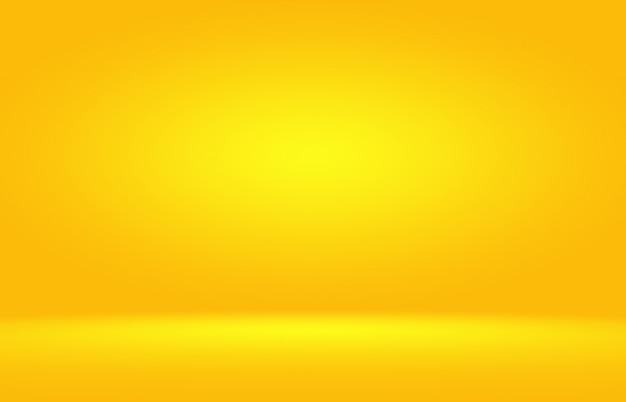 Fond jaune brillant doré avec des teintes variables